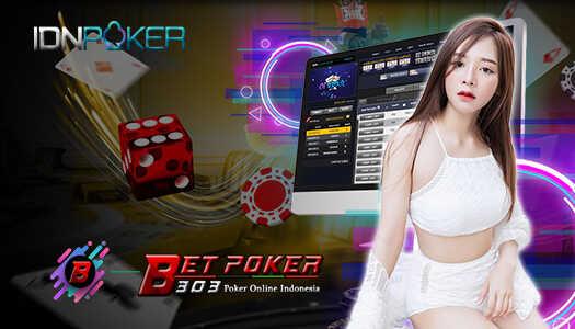 Link poker online terbaru Agen Betpoker303